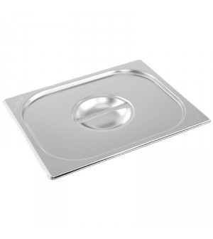 Couvercle Bac Gastro Inox GN 1/3 - Vogue -