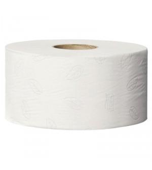 Papier toilette 2 plis Mini Jumbo Tork 170m