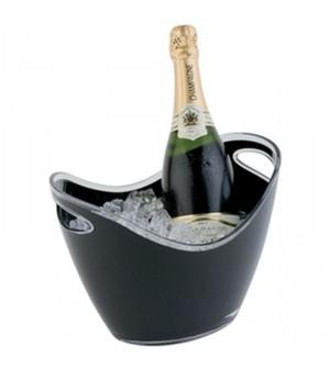 Seaux à vin / Champagne en acrylique.
