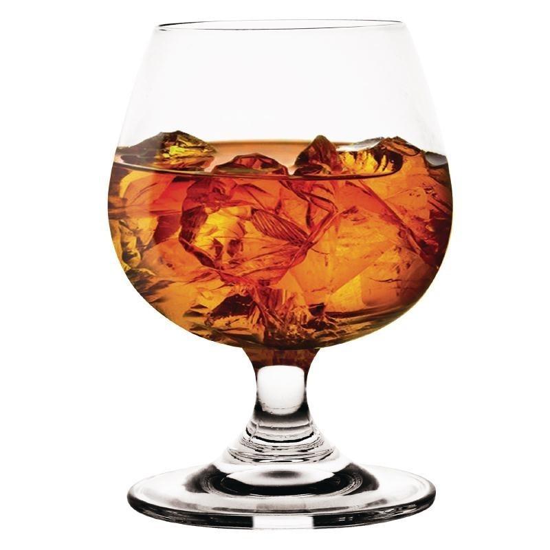 Verre à cognac cristal Bar Collection Olympia 255 ml - Lot de 6 -