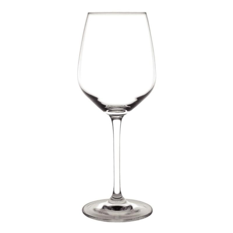 Verre Vin En Cristal Chime Olympia 365ml