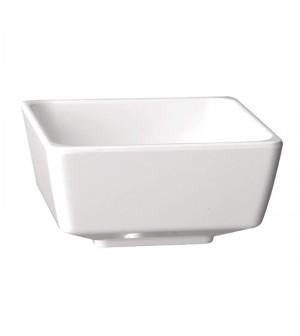 Bol carré blanc Float 55mm APS