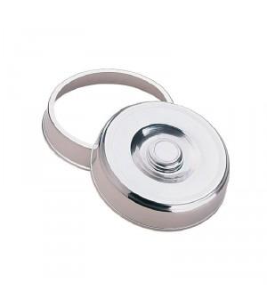 Cercle à assiette en aluminium