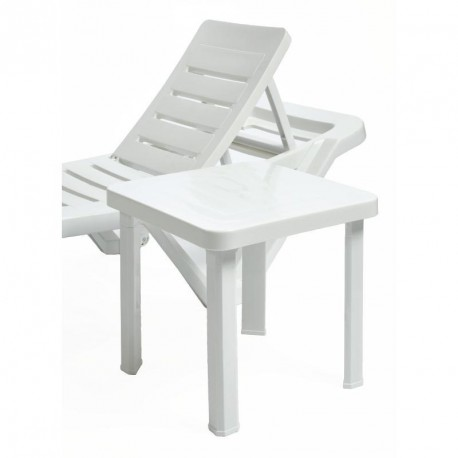 Tables d 39 appoint pour chaise longue resol for Chaise d appoint