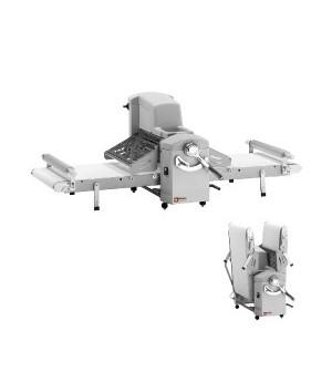 Laminoir à bande de table - 500 x 750 mm