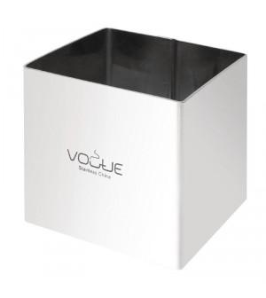 Cercles à mousse carrés 60 x 60 x 60mm Vogue