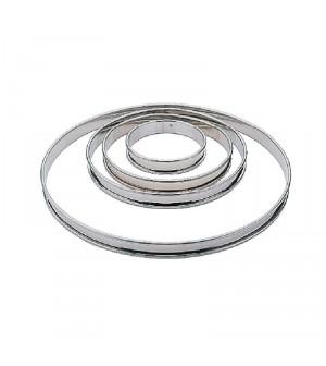 Cercle à tarte ordinaire 200mm Matfer