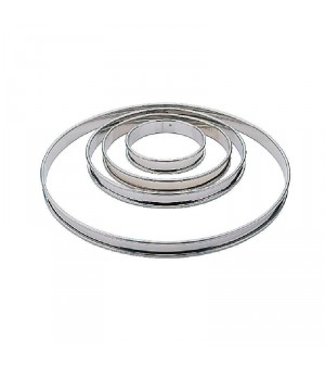 Cercle à tarte ordinaire 160mm Matfer