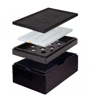 Plaque supérieure réfrigérante Thermobox ECO