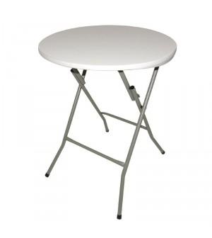 Table ronde pliante 600mm