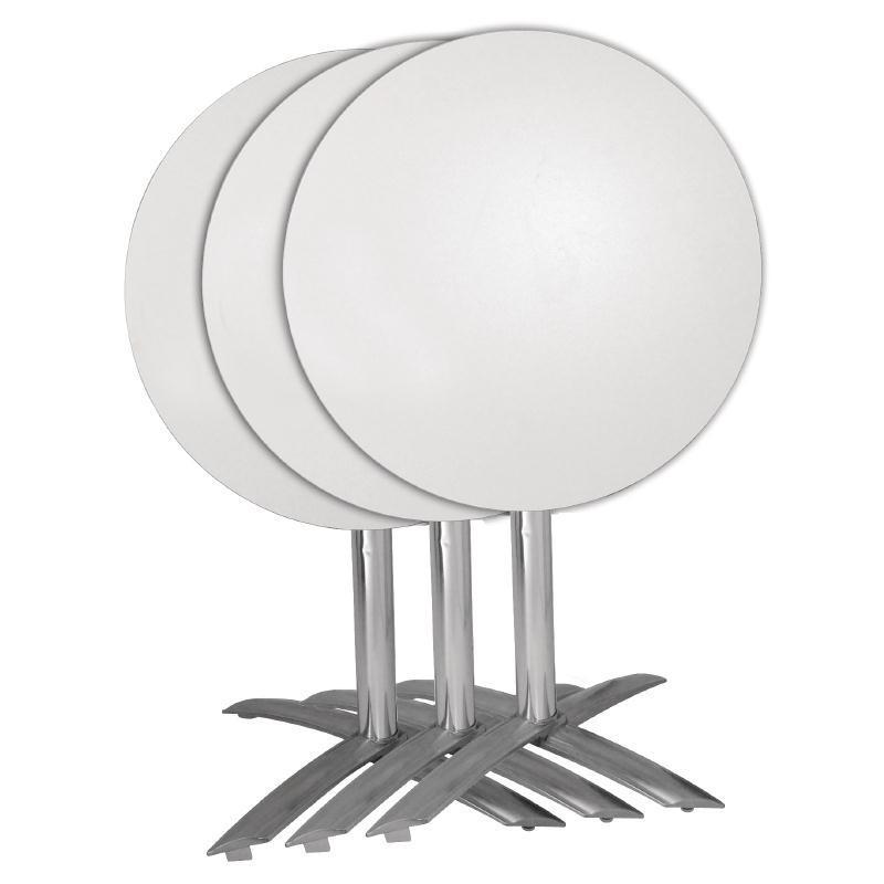 pied de table plateau basculant aluminium. Black Bedroom Furniture Sets. Home Design Ideas