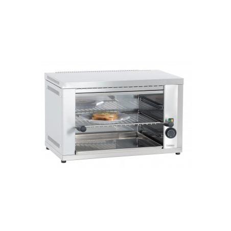 Toaster Professionnel Salamandre - 3 niveaux - 600 x 370 x 375 mm - Casselin -