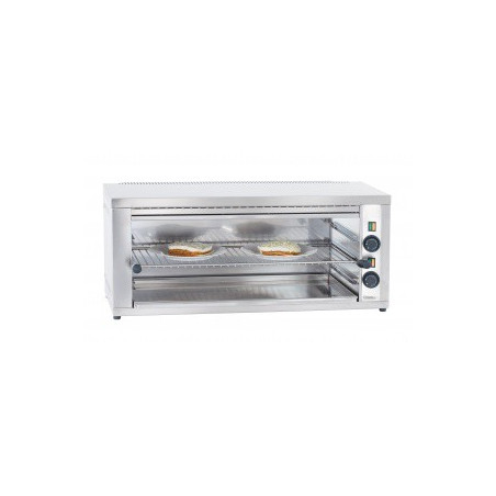 Toaster Professionnel Salamandre - 3 niveaux - Casselin - CSGM