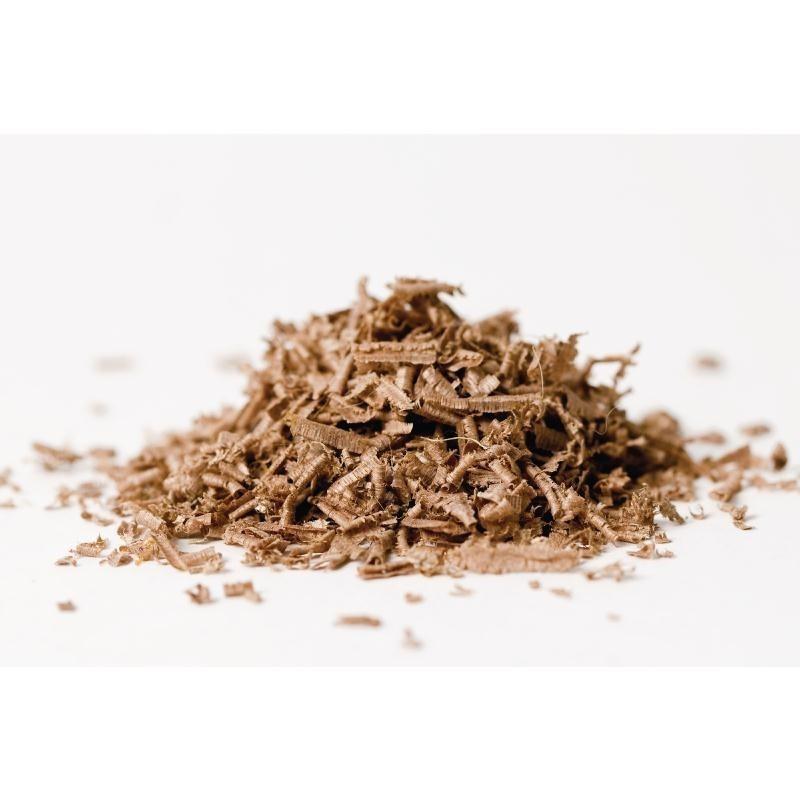 Copeaux de bois pour fumer