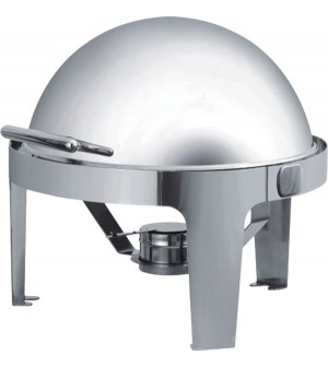 ROLLTOP-CHAFING DISH-ROND