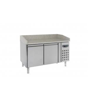 TABLE 1510(L)x 800(P)x1000(H) PIZZA 390L 2 PORTES