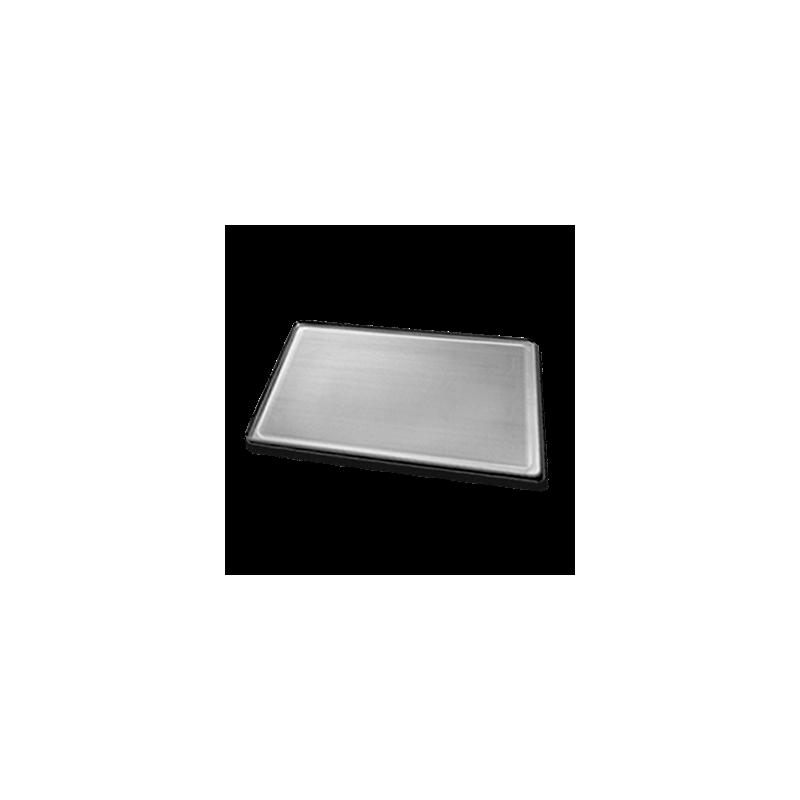 plaque de cuisson 600x400 perfor e en aluminium. Black Bedroom Furniture Sets. Home Design Ideas