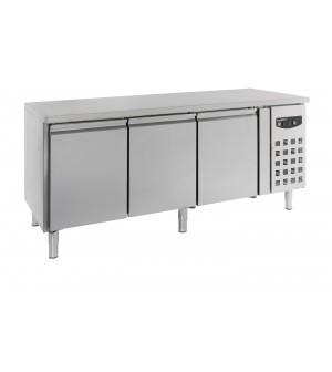 TABLE 2020x800x850 PÂTISSERIE 635L 3 PORTES