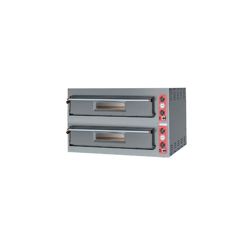 four pizza double lectrique professionnel entry max 12 19 8 kw pizzagroup pas cher. Black Bedroom Furniture Sets. Home Design Ideas