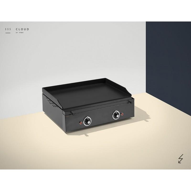 plancha electrique inox. Black Bedroom Furniture Sets. Home Design Ideas