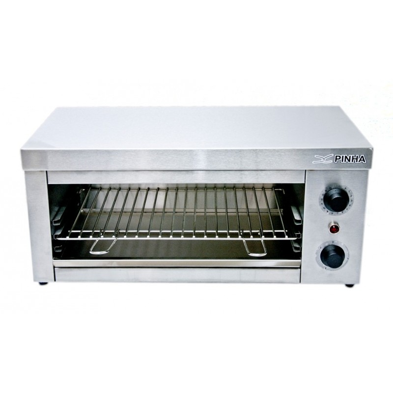 Toaster Professionnel - 600 x 300 x 280 mm - Pinha - 31SL020101