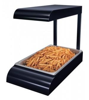 Maintien chaud frites Réchaud Glo-Max portable avec éléments à gaine métallique