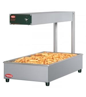Maintien chaud frites Réchaud Glo-Ray portable avec éléments à gaine métallique
