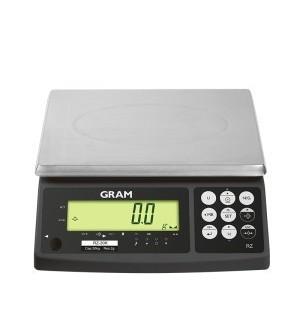 Gram RZ-6 Pratique et idéale pour tout type de pesée