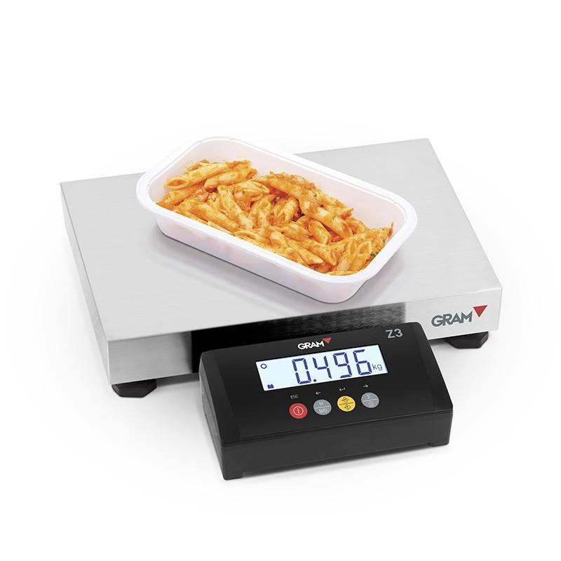 Balance de cuisine professionnelle 6 kg for Prix cuisine professionnelle
