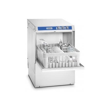 Lave verre professionnel pour verre à bière et à vin - 3,3 kW - 400x400 mm - Casselin -