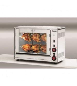 Rôtissoire électrique - 6 poulets