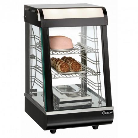 vitrine chauf deli compact mat riel chr pro. Black Bedroom Furniture Sets. Home Design Ideas