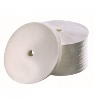 1000 filtres papier ronds 245mm
