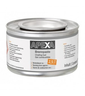 Gel combustible Apexa 200g DS