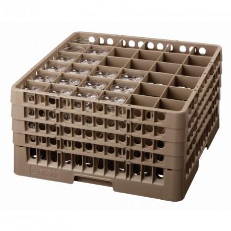 STL Casier verres, 36 comp. | Rangements Couverts - Verres - Vaisselles Pas Cher