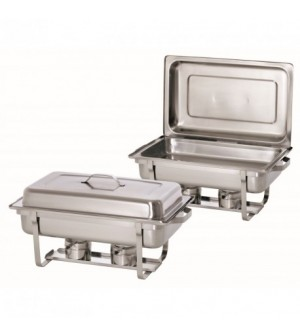 Chafing Dish GN 1/1 Twin Pack Set