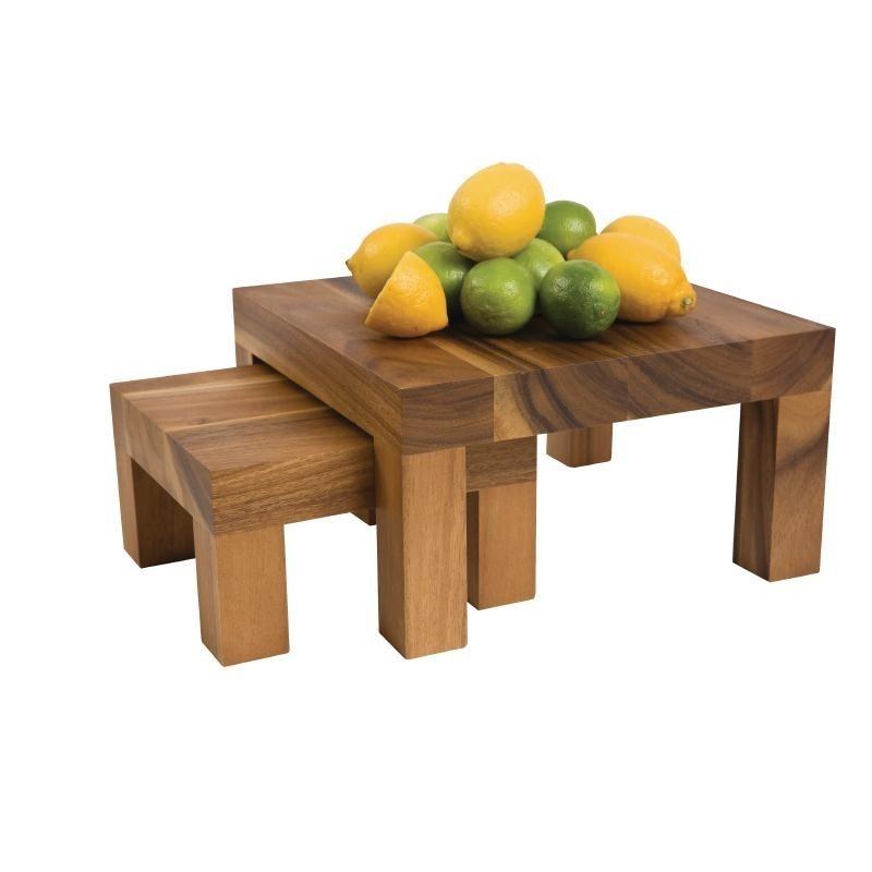 rehausse buffet en bois t g woodware 250mm. Black Bedroom Furniture Sets. Home Design Ideas