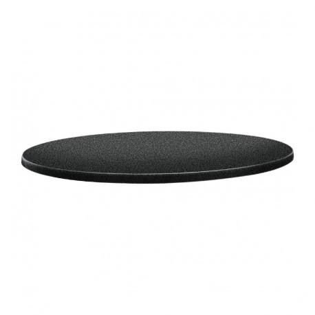 plateau de table rond 60cm plateau et pied de table pas cher. Black Bedroom Furniture Sets. Home Design Ideas