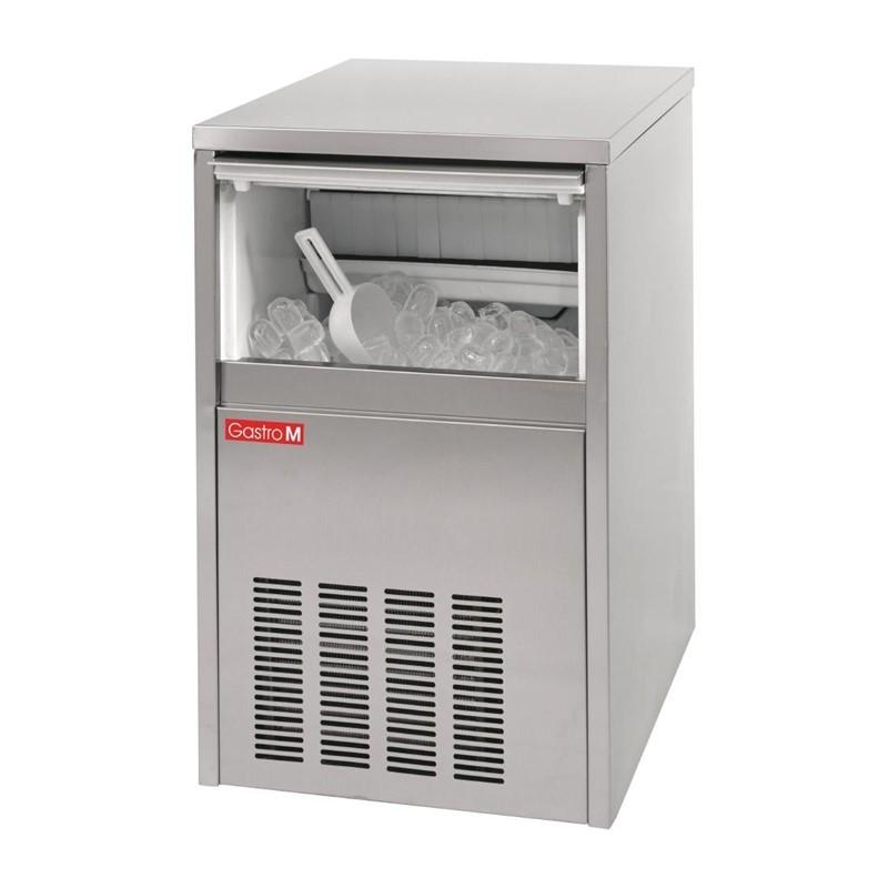 Machine à glaçon professionnelle creux - 40 kg - Gastro M - CT695