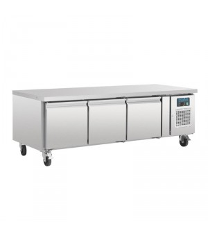 Table réfrigérée de soubassement -317 L