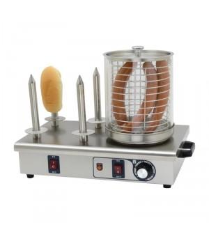 Machine à Hot Dog 4 plots