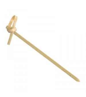 Piques boucles bambou 90mm