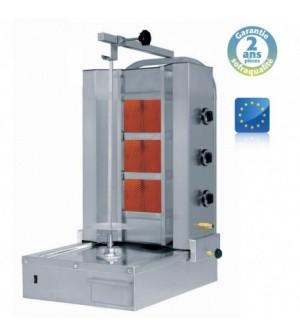 Shoarma brûleur céramique gaz - 60 kg