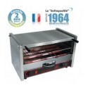 Toaster Professionnel O.Matic master 601 - 1 étage 490 x 300 mm - 400 V - Sofraca - 11034