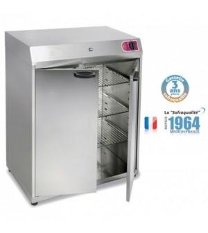 Armoire chauffante ventilée - 5 bacs GN 1/1