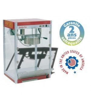 Machine à pop-corn professionnelle - THRIFTY POP 8