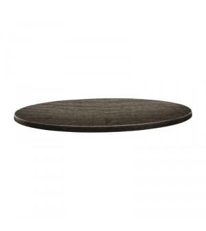 Plateau de table rond 600mm -  timber
