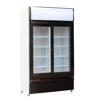Armoire réfrigérée portes coulissantes -780 l
