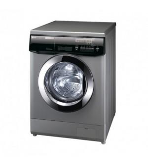 Lave-linge semi-professionnel 6,5 kg avec résistance - pompe de vidange - eau chaude/froide