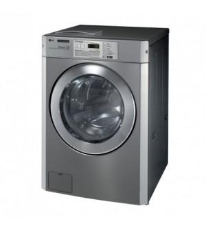 Lave-linge professionnel avec pompe de vidange - 11 kg - eau chaude/froide